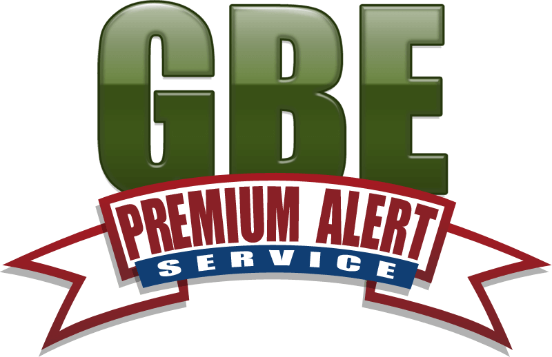 GBE Premium Alert